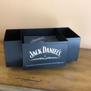 Jack Daniels Bar Napkin Caddy